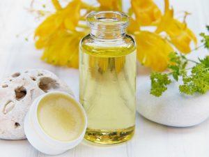 huile pour le corps